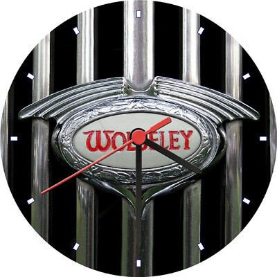 Wolseley British Adornment Wall Clock