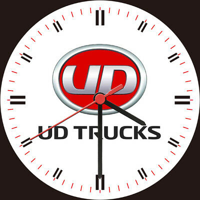 UD Trucks Adornment Wall Clock