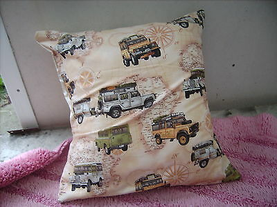 Jeep      Cushion 16 Inch/ 40 Cm