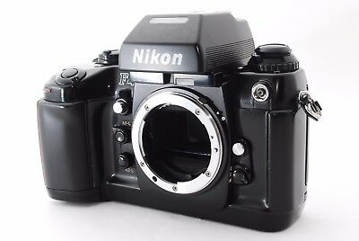 Nikon F4 35mm SLR Film Camera body Excellent+ From Japan