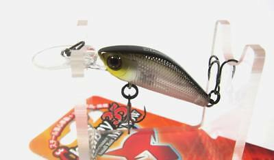 Sale Jackall Chubby 35 Diving Suspend Crank Bait Lure Ghost Waka (5589)