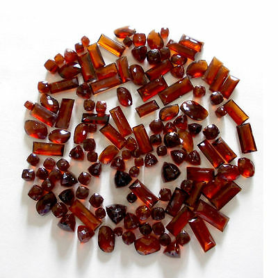 10 Pcs AAA Fancy Shape Faceted Natural Garnet 100% Natural At Wholesale Price