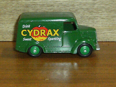 Dinky 454 Trojan 15 Cwt Cydrax   - Repainted Vg  Condition