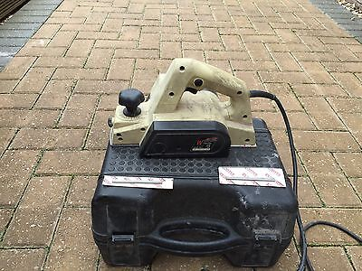 Axminster 600w  electric planer, 240v, in box, 1000041