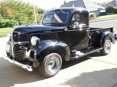 "1942 Dodge Other Pickups  1942 Dodge ""Job Rated"" 1/2 Ton Pickup"