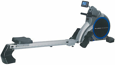 Rower Magnetic PR6 Pure Design Inc Chest Strap HR Monitor 16 Levels Resistance