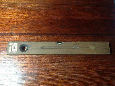 Rabone Timber Brass Level