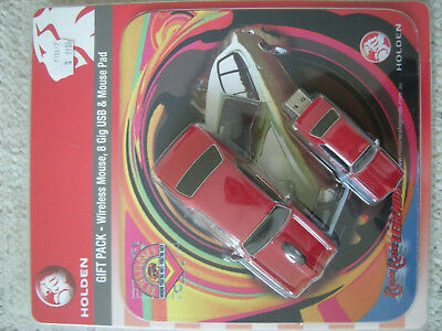 Holden Torana - 8Gb USB Flash Drive, Mouse & Mousepad - Officially Licenced