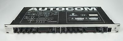 Behringer Autocom Audio Interactive Dynamics Processor Mdx 1200