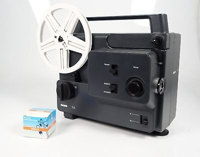 Bauer T 21 Normal 8 + Super 8 Filmprojektor Top