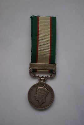 1936 India General Service Medal to the 3-15th Punjab Regiment