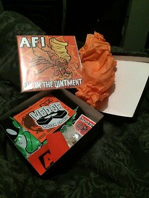 "AFI 7"" A Fly The Ointment Halloween Edition"