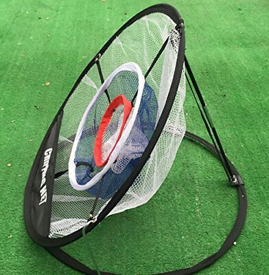Posma CN010 Portable Golf Training Chipping Net Hitting Aid Practice In/Outdoor