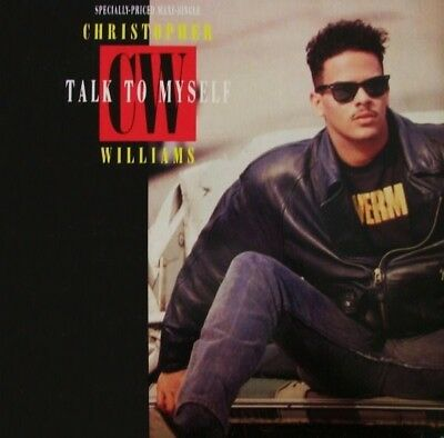 Christopher Williams - Talk To Myself (Vinyl)