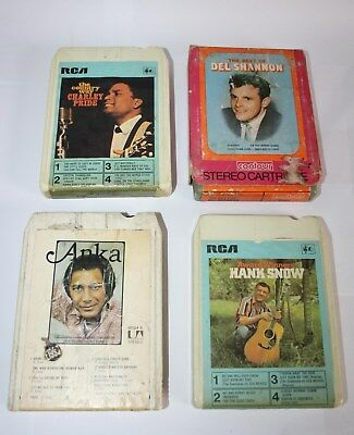 [4]  8 Track Stereo Cartridges