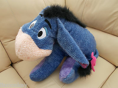 Talking Eeyore Large Soft Plush Cuddly Toy Teddy by Fisher Price Disney