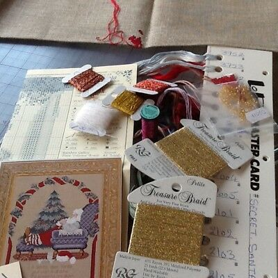 Lavender &lace Chart Secret Santa
