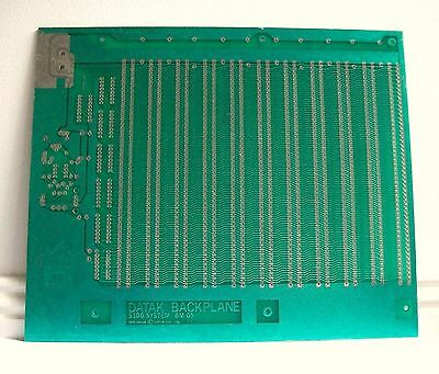 S100 System Backplane Vintage Computer NOS 11 Slot Bare Motherboard Very Rare