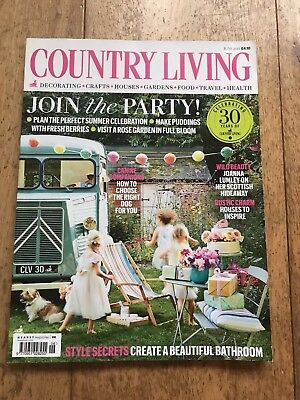 Country Living Magazine - June 2015