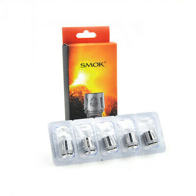 5 Pcs 1 Pack SMOK Coils Head Replacement For Stick V8 Big Baby M2 Cloud Beast