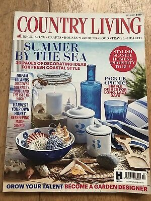 Country Living Magazine - July 2015