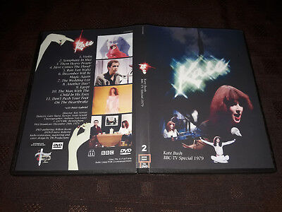 Kate Bush - The BBC TV Christmas Special 1979 DVD Special Fan Edition