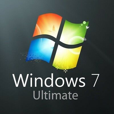 Microsoft Windows 7 Ultimate 32/64 BIT OEM Produkt Key