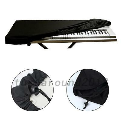 New 1PCS Waterproof On Stage Keyboard Dust Cover for 61 or 88 Key Keyboards
