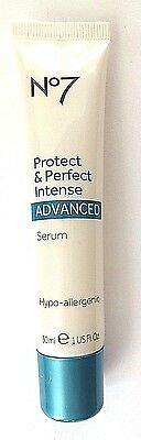 No7 Protect And Perfect Intense Advanced Serum 30ml Anti Ageing (NO BOX)