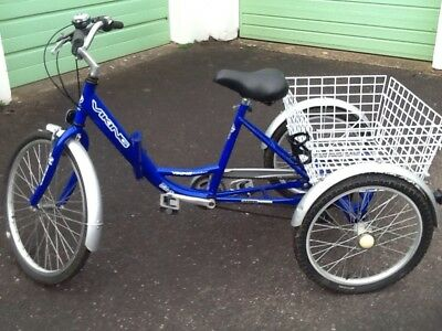 Viking Folding Adult Tricycle