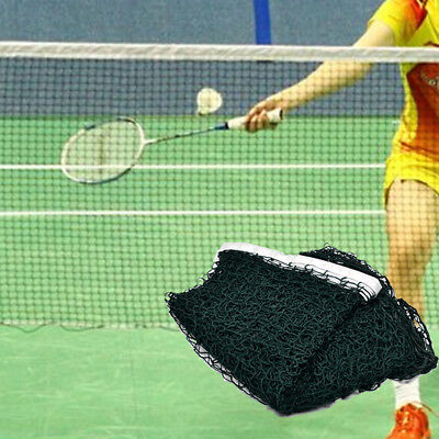 Standard Official Size 6.10 x 0.76m Volleyball Badminton Net Netting Replacement
