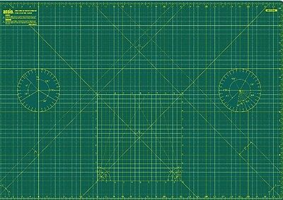 A2  Cutting Mat Double Sided Green  Healing Eco Heat Resist 5 Layer