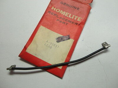 XL SUPER 2 NEW HOMELITE ON//OFF SWITCH LEAD    PART NUMBER 95051     FITS