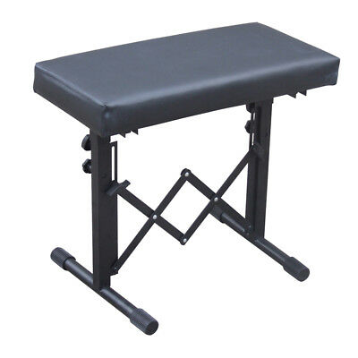 Soundlab G001XQ Keyboard/Drum Bench with Padded Seat