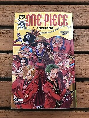 One Piece Manga Tome 83 Couverture Collector 20 Ans Comme Neuf