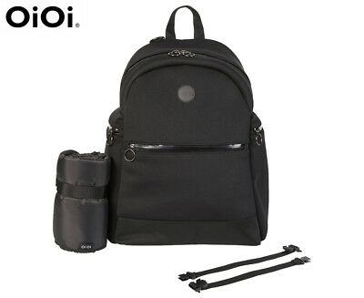 OiOi Neoprene Backpack - Black