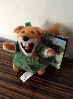 Basil Brush, 2007,  Retro Soft Toy, Collectable