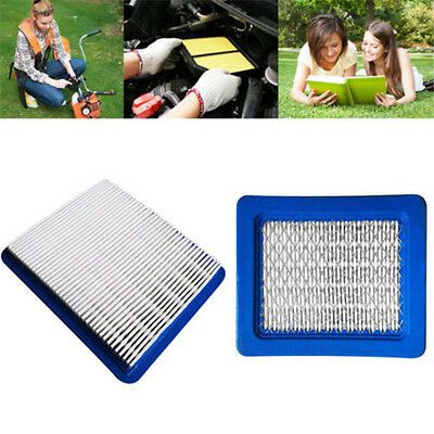 Square Lawn Mower Air Filters Accessories Filter Element For Briggs & Stratton