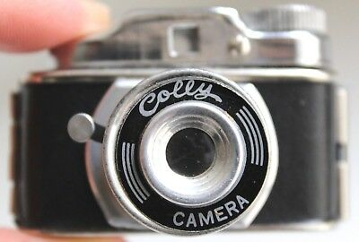 Vintage Miniature Colly Camera | In Original Colly Case | Very Good Condition