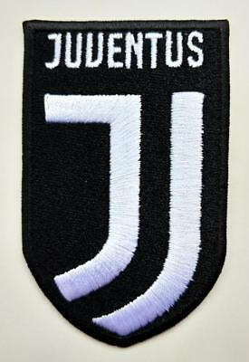 Serie A Football Club Patch Juventus soccor Embroidered badge new logo iron On