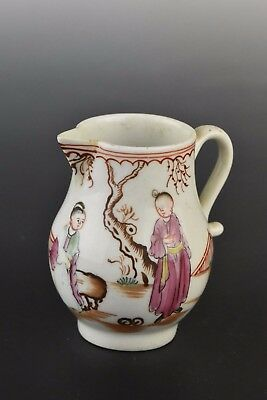 Antique 18th Century Chinese Export Porcelain Creamer Cream Jug