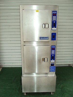 """Cleveland 24Cea10 Electric Convection Steamer  With H20 Filter System """"nice"""""""