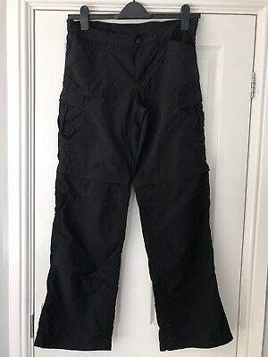Ladies North Face Zip Off leg Trousers