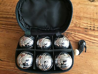 mini boules set - nice condition
