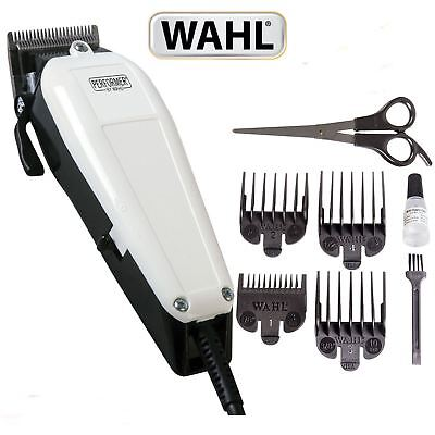 Wahl Animal Pet Dog Grooming Hair Clipper Trimmer + Dvd
