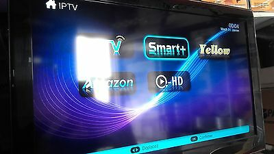 code d'activation VISION CLEVER IPTV smart+ /  12mois