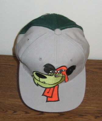 "1993 ""MUTTLEY"" Golf/Baseball Cap/Hat 100% Wool Hanna-Barbera MWOT"