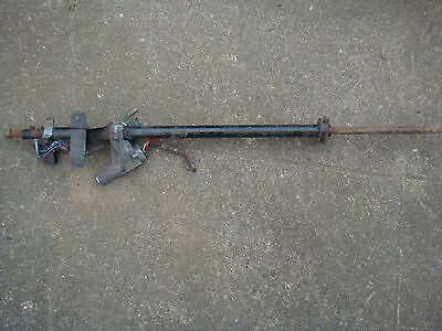mk1 escort steering column assembly