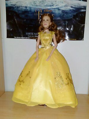 Poupée manequin DISNEY BELLE COLLECTION DU FILM BEAUTY AND THE BEAST
