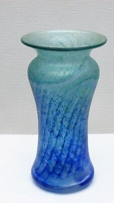 Martin Andrews Glass Vase from Aqua Range